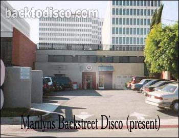 Marilyn's Backstreet Disco in Pasadena is now a Panda Express.